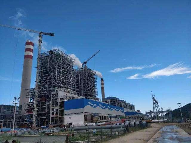 亚洲最大常规燃煤发电机组成功并网 高效平稳运行!