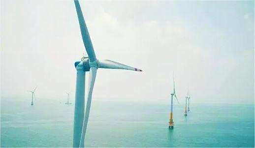 浙能集团与江苏省合作投入1600亿元打造一体化海上风电产业基地主战场