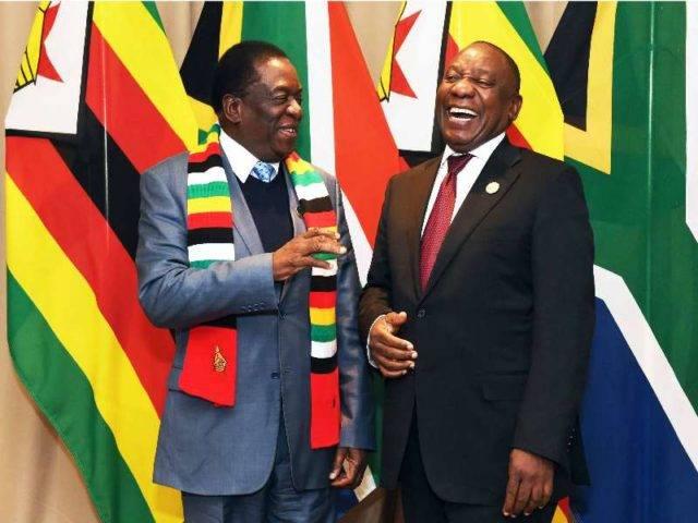 南非总统称将与国家电力公司讨论津巴布韦能源危机问题