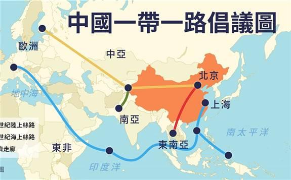 """中国企业五年来""""一带一路""""沿线国家的风电光伏投资近12.6GW"""