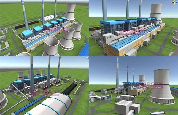 国内首座高效智慧百万千瓦超超临界间接空冷燃煤机组在宁夏投运