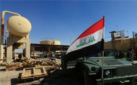 伊拉克将拓宽石油出口渠道以应对地区紧张局势