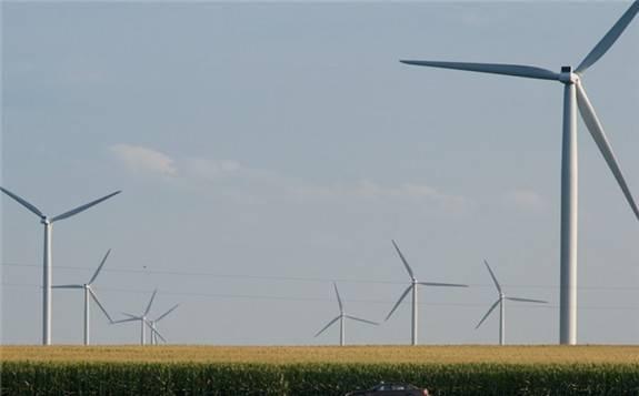 Constellation从印第安纳州的130兆瓦风电场购买电力