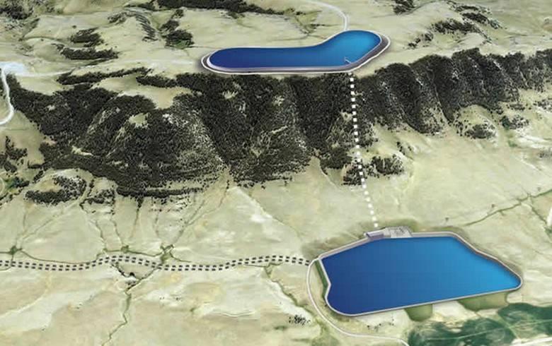 CIP在美国拥有400兆瓦的抽水蓄能项目