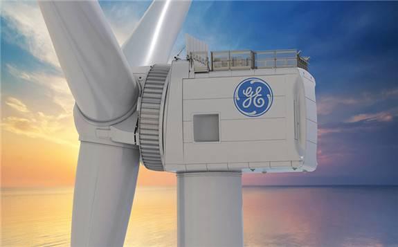 GE携手中国广东 将生产Haliade-X 12MW海上机组