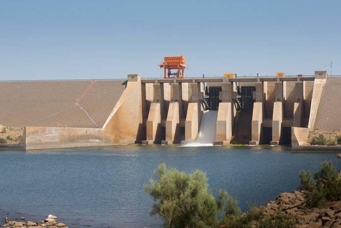 苏丹Atbara和Sitate Rivers综合体的建筑工程完工