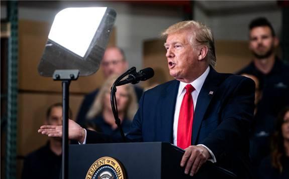 """特朗普反对对进口铀进行""""232调查"""" 不对铀进口作出限制"""