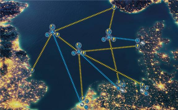 欧洲北海有望再建10座大型海上风电场