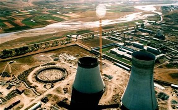 江苏省泰州市2×100MW级燃机热电联产项目