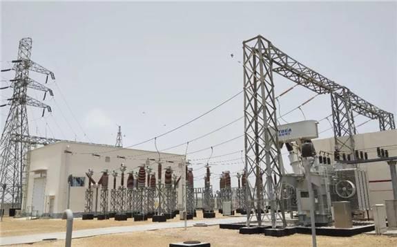 喜讯|巴基斯坦OSPL光伏项目获得业主颁发临验证书