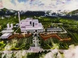 四川省巴中市城市生活垃圾焚烧发电项目扩建项目