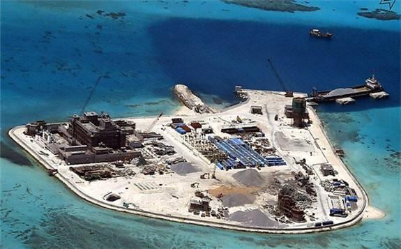 越南仍在非法扩建岛礁 拉拢美俄开采油气