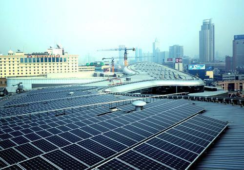 第二届中国工商业分布式光伏开发建设暨平价上网示范应用高峰论坛