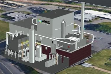 全球首个大型生物燃料气化设施诞生!每天可将处理400吨固体生物质