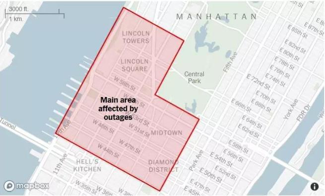 美国大停电事故或将再次发生?
