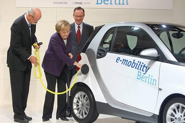 2019上半年德国成为欧洲最大电动车市场