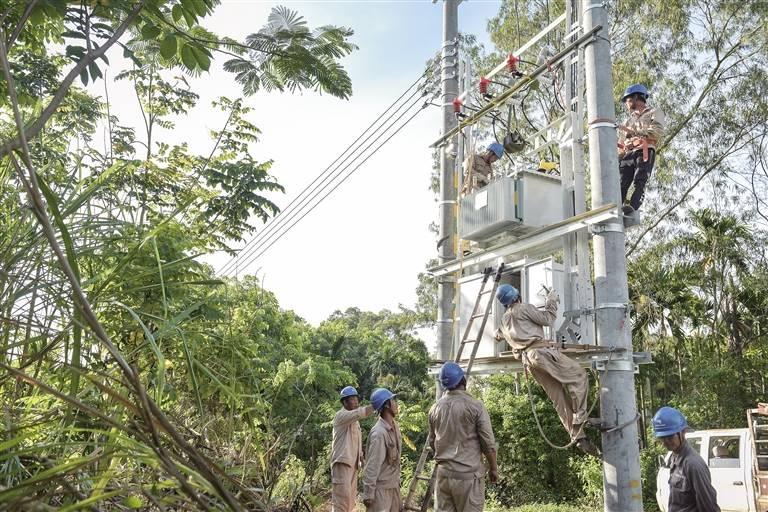 国家电网:坚决完成新一轮农网改造升级工作