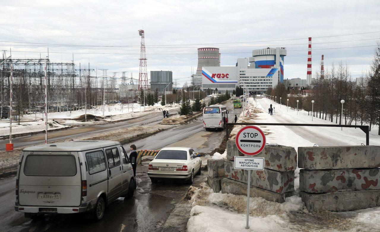 俄罗斯核电厂3反应炉离线
