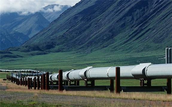 放空燃烧天然气,每天需要销毁价值180万美金的能源!