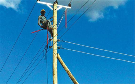 """中企解决肯尼亚居民用电""""最后一英里""""问题 为肯尼亚偏远地区带来光明"""