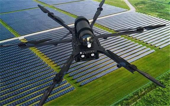 日本新型氢燃料电池无人机户外试飞成功