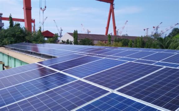 印度首都德里宣布用太阳能光伏发电项目取代退役的燃煤发电厂