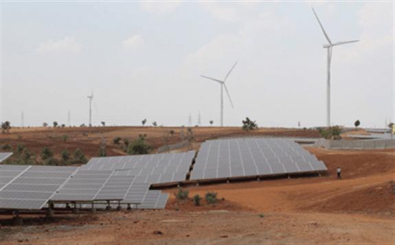 近3日印度能源需求的50%均由太阳能和风能提供