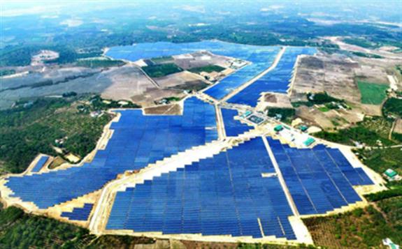 中成股份投资16亿人民币 新签越南光伏市场的EPC总承包合同!