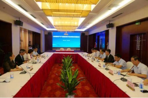 """潞安集团携手美国AP""""圈地""""山西  建设氢燃料电池汽车产业示范基地"""