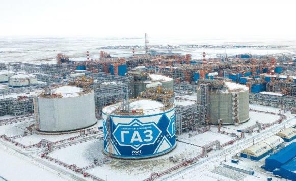 中石油完成北极LNG2项目10%股份收割全部手续