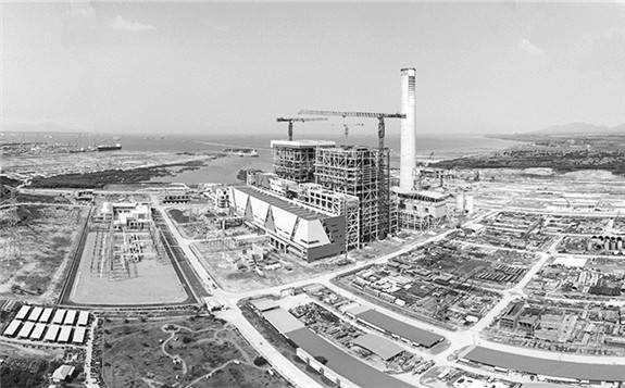 一带一路:中企将印尼沼泽地变为超级发电厂