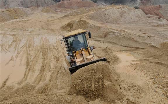 中国减少向美国出口稀土产品