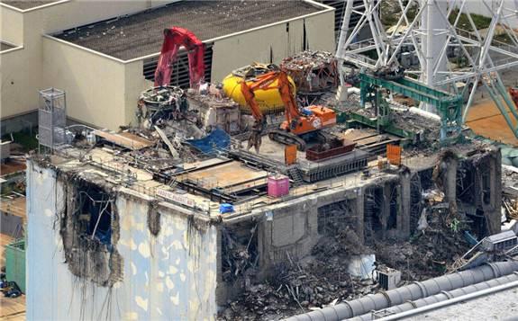 福岛第一核电站1号机组安全壳内部调查工作被迫延期