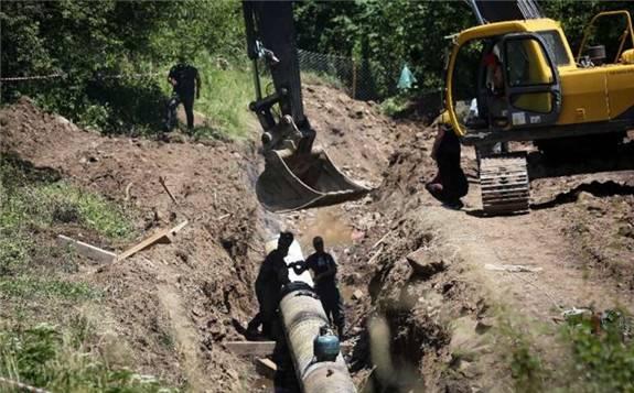 在塞爾維亞建造了約100座小型水電站