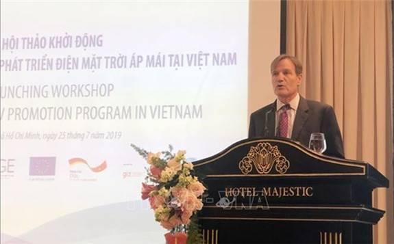 越南大力发展可再生能源 屋顶光伏推进计划正式启动