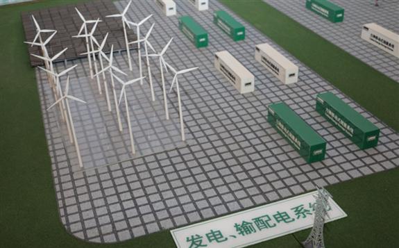 电网侧储能入选山东首批能源领域重点目录