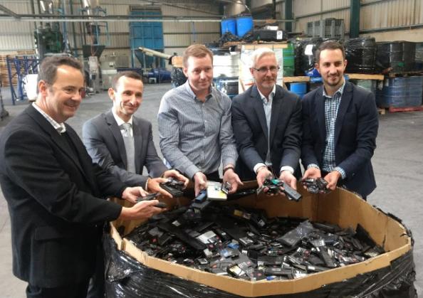 澳大利亚每年3300吨锂离子电池废料中 只有2%被回收!