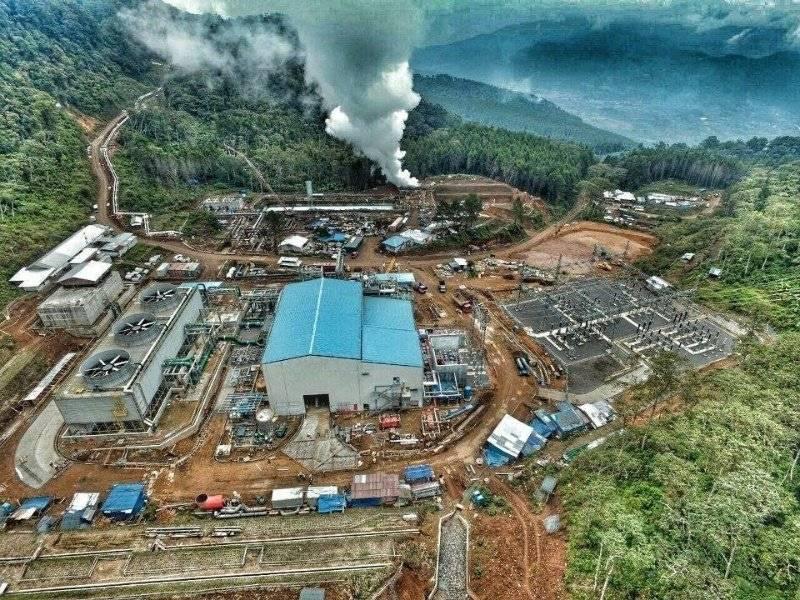 印度尼西亚政府计划三项地热早期开发规划
