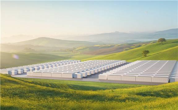 """特斯拉推出巨型新浦京设备Megapack!或将取代当地""""峰值""""发电厂"""