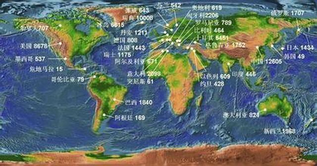 统计:总量14,900兆瓦,全球地热发电十大国家排名出炉