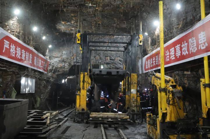 霍州煤电店坪矿四项技术获国家实用新型专利