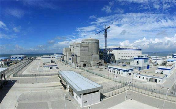 2019年1-6月全国核电运行情况