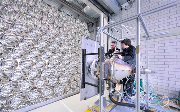 聚光技术发展为热化学制氢带来曙光