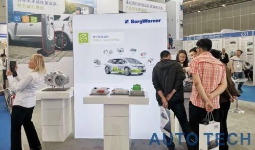 AUTO TECH 2020 中国国际新能源汽车技术展览会将于明年5月与您再聚武汉