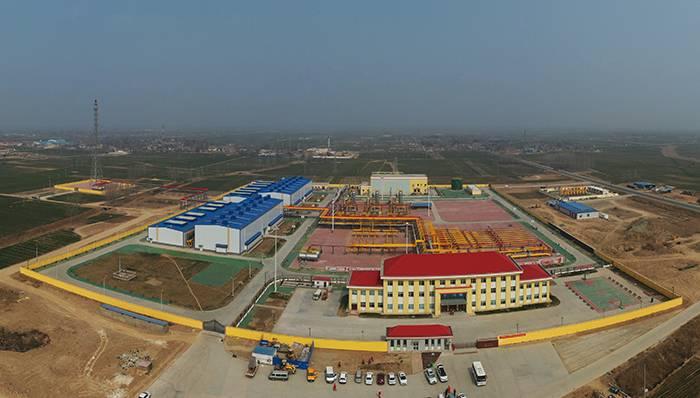 中国石化文23储气库一期工程建设全面完工 进入全面注气阶段