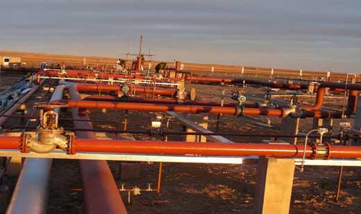 新疆首个煤炭地下气化项目稳定运营