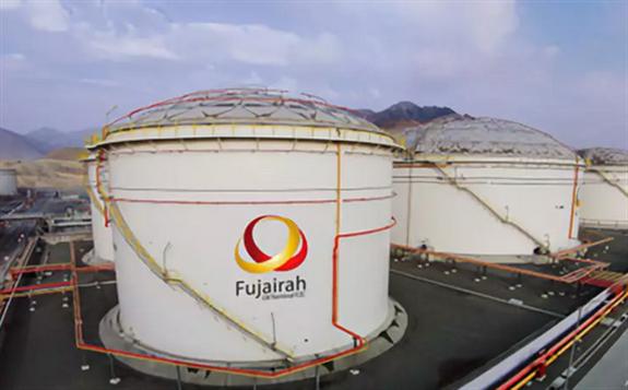 Fujairah的成品油库存下降5.8%,至1825.5万桶