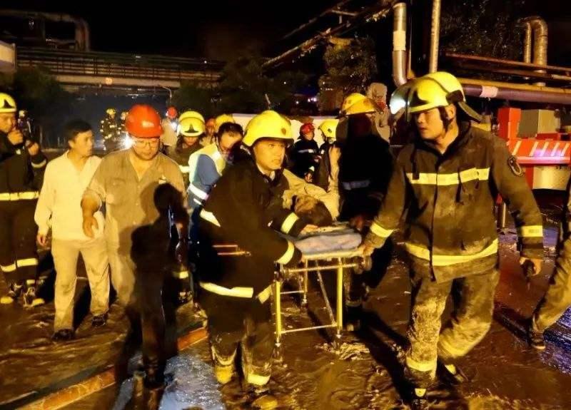 """国务院安委会办公室就""""7·19""""重大爆炸事故约谈河南省三门峡市人民政府"""
