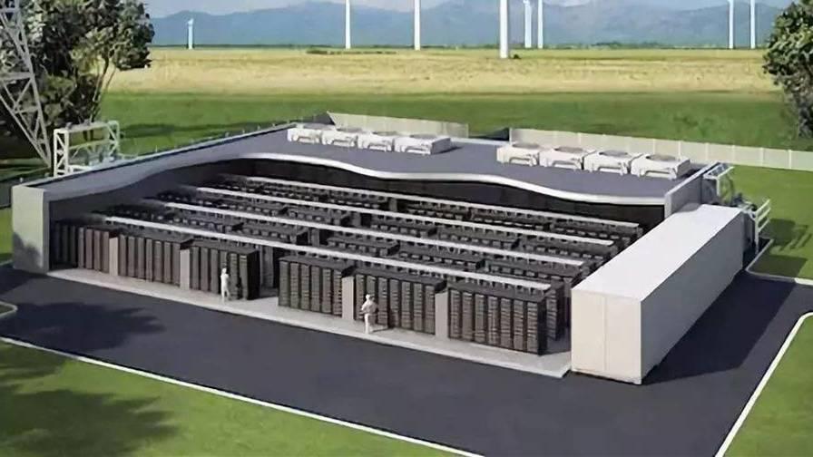 到2040年全球储能规模将增至2850GWh