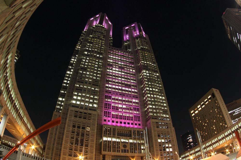 东京政府办公室将80%的电力转换为生物质能源